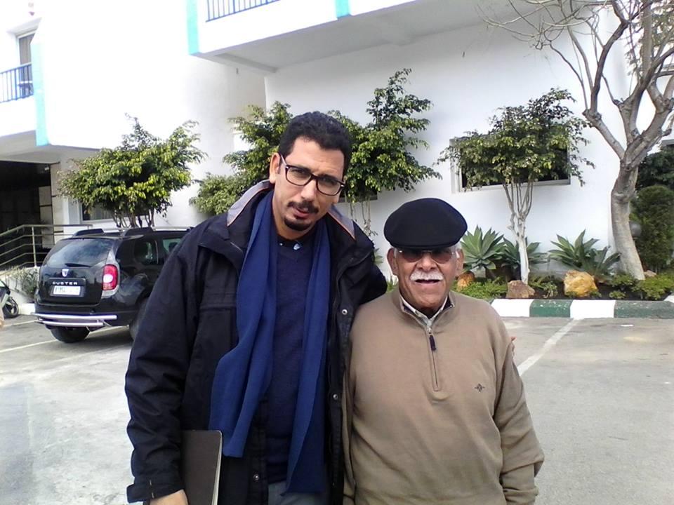 مع محمد السرغيني