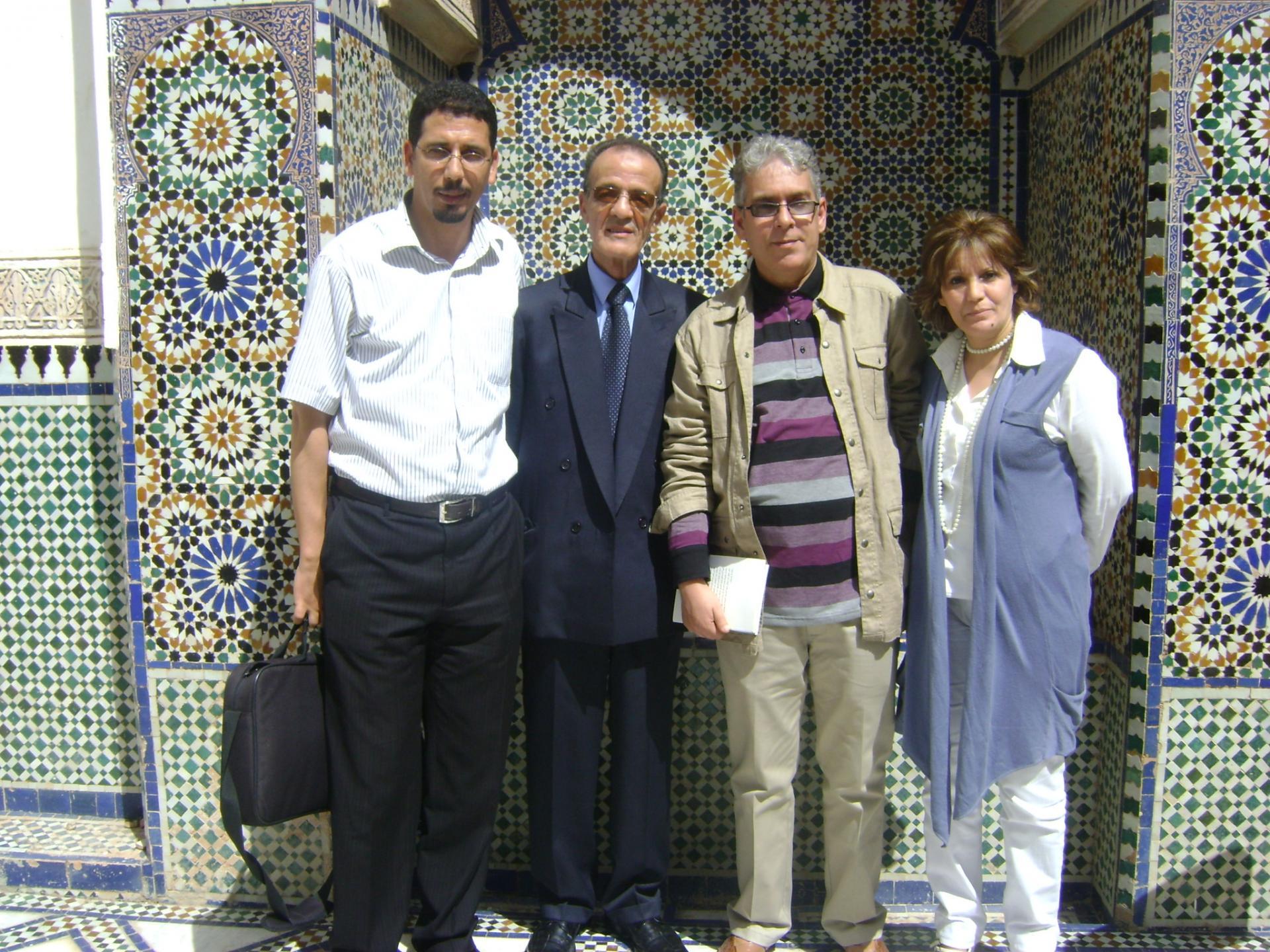 مع شعراء مراكش