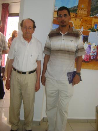 مع محمد الميموني
